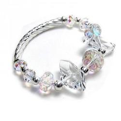 Серебро с кристаллами