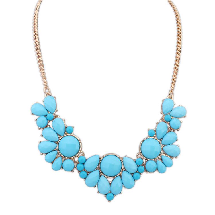 Fashion ожерелья оптом и мелким оптом с доставкой по России