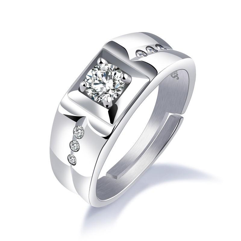 Женские серебряные кольца оптом
