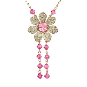 Женские ожерелья Swarovski Elements оптом